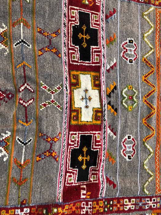 Berber Rug - Large Handwoven Wool