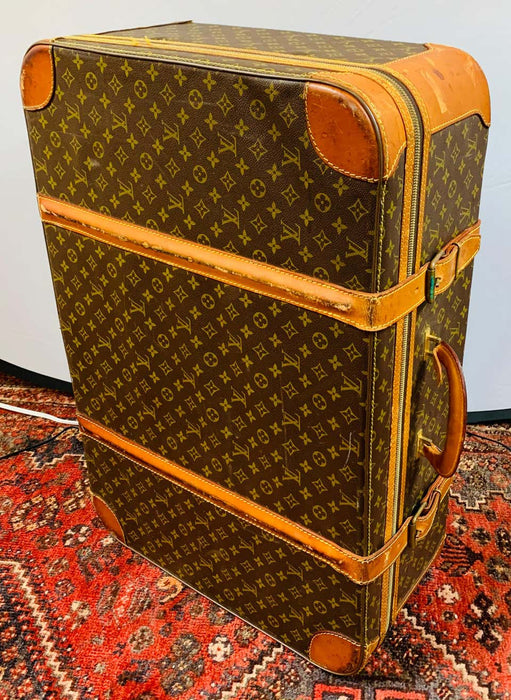 Louis Vuitton Monogram Holdall Luggage Bag or Suitcase
