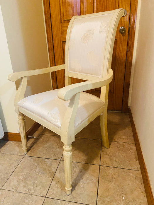 MCM Italian Set of 6 Custom Dining Chairs