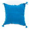 Moroccan Wedding Pillow (Turquois)