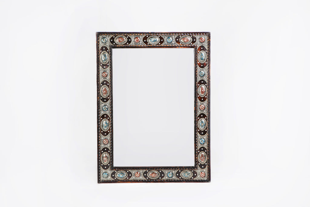 Tribal Moroccan Mirror