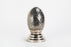 Fez Silver White Brass Egg Table Lamp