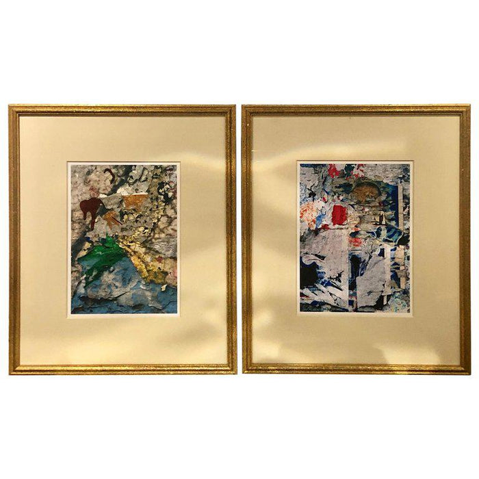 Wall Art Chroma Print on Fuji Crystal by Patricia Wilder, a Pair