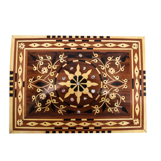 Thuya Queen Jewelry Box