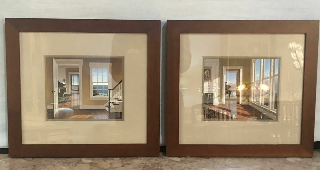 Edward Gordon Prints, a Pair