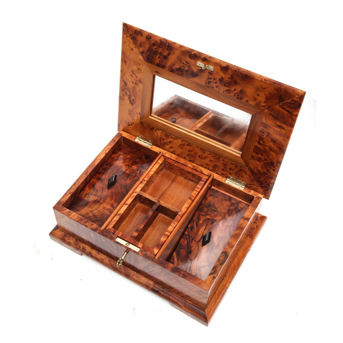 Thuya Shahrazad Jewelry Box