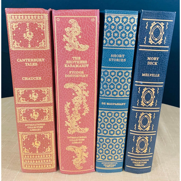 Special Edition Books, Set of 4 Volumes