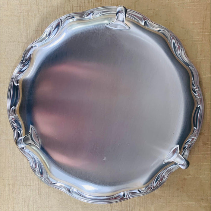 Vintage Ikora Silverplate or Serving Tray