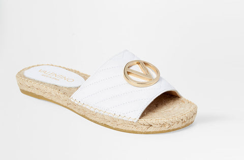 SS20 - Sandals - Clavel - White - SS20 - Sandals - Clavel - White