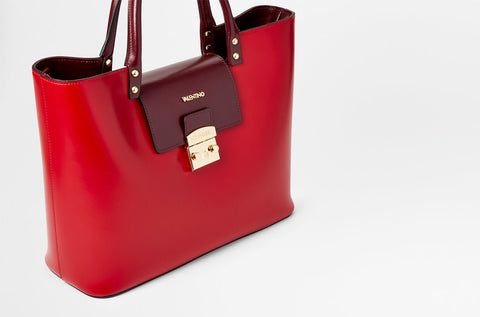 SS20 - Soave - Lea - Ruby Red + Burgundy - SS20 - Soave - Lea - Ruby Red + Burgundy