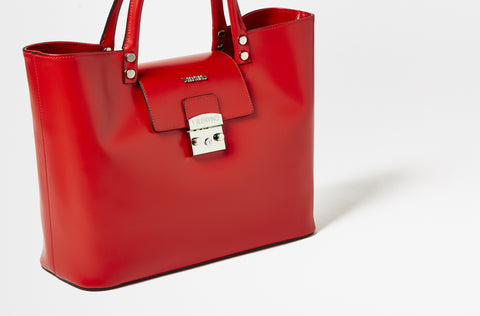 SS19 - Soave - Lea - Red - SS19 - Soave - Lea - Red