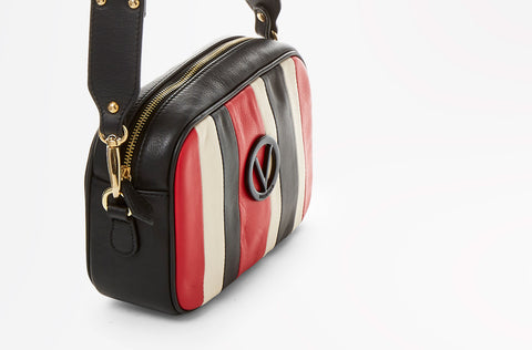 FW18 - Stripes - Mia - Red/Milk/Black - FW18 - Stripes - Mia - Red/Milk/Black