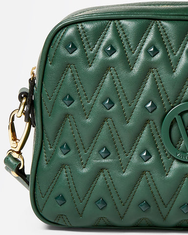 FW18 - New Diamond - Elodie D - Bottle Green - FW18 - New Diamond - Elodie D - Bottle Green