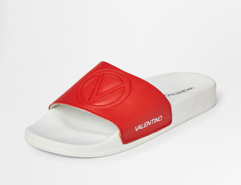 SS20 - Sandals - Samantha Logo - Red - SS20 - Sandals - Samantha Logo - Red