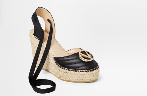 SS20 - Sandals - Roble - Black - SS20 - Sandals - Roble - Black