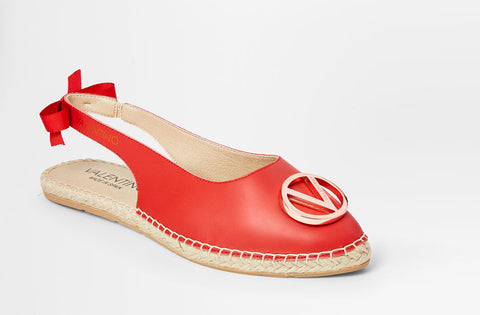 SS20 - Sandals - Haya - Red - SS20 - Sandals - Haya - Red