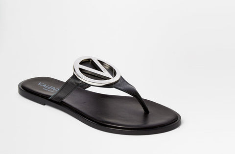 SS20 - Sandals - Edera - Black - SS20 - Sandals - Edera - Black