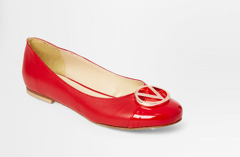 SS20 - Sandals - Malva - Red - SS20 - Sandals - Malva - Red