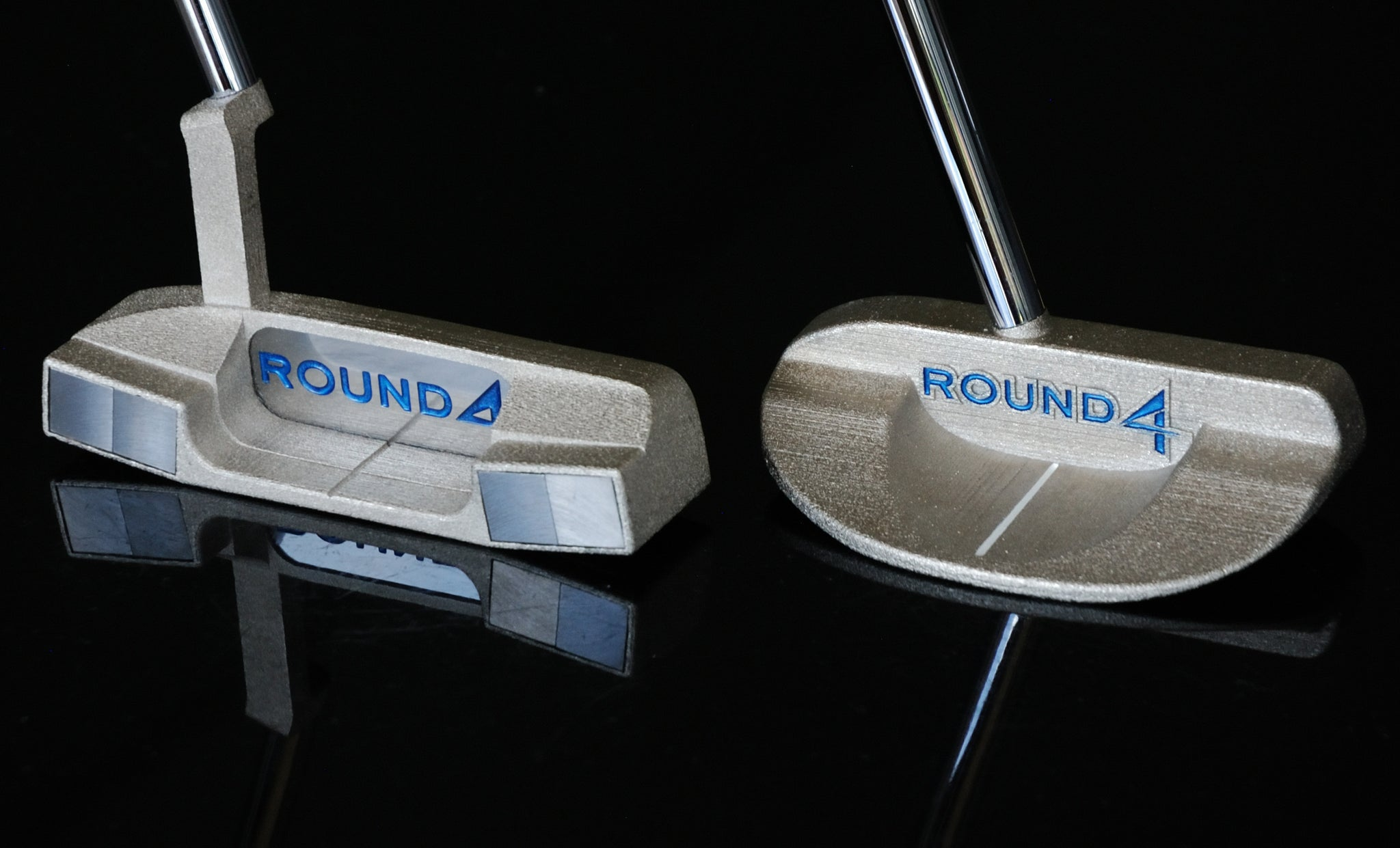 Round 4 Putters Introduces two new 3D Printed Putter Models