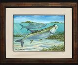 Fine Art - Silver Kings Tarpon