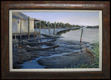 Fine Art - Low Tide Blues Cedar Key