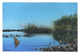 Fine Art - Solitary Reflection Redfish