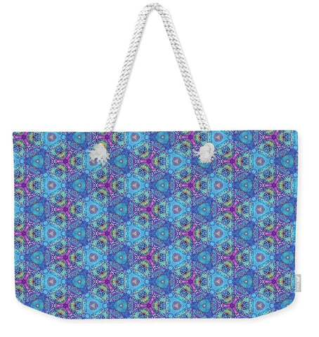 Mystery Aqua One Home - Weekender Tote Bag