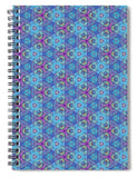 Mystery Aqua One Home - Spiral Notebook