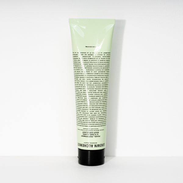 Purifying Body Exfoliant | Pearl, Peppermint & Ylang Ylang