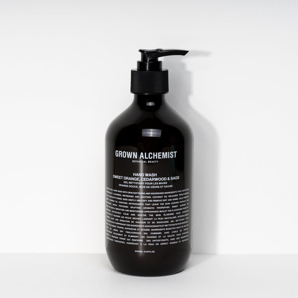 Hand Wash | Sweet Orange, Cedarwood and Sage