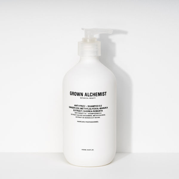 Anti-frizz Shampoo