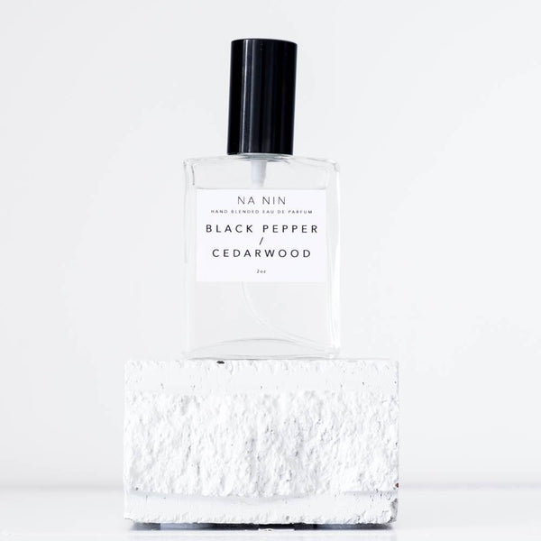 Black Pepper / Cedarwood Eau De Parfum