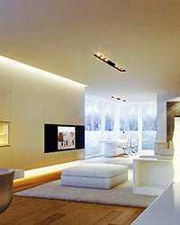 Family and Gread Room Lighting
