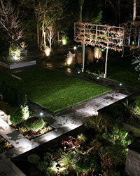 Outdoor and Patio Landscape Lights