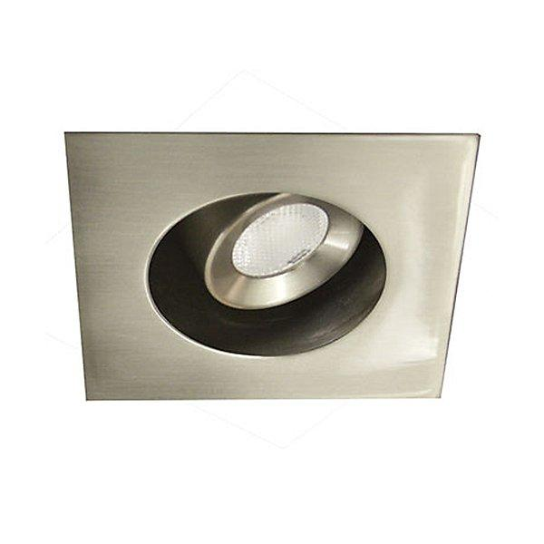 1 Inch LEDme Electonic Recessed Downlight Brushed Nickel