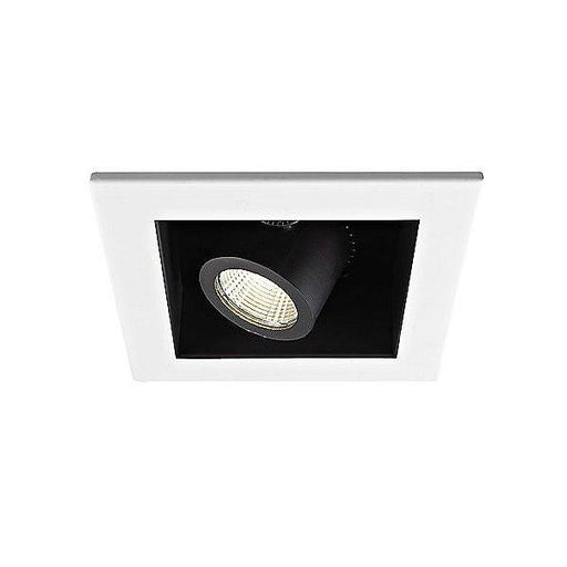 1 Light LED Precision Module Recessed Housing