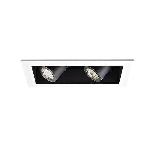 2 Light LED Precision Module Recessed Housing