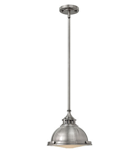 Amelia Pendant - Polished Antique Nickel