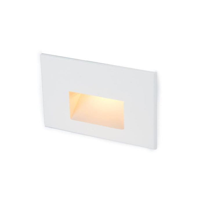 4011 Step Light - White Finish