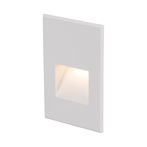 4021 Step Light - White Finish