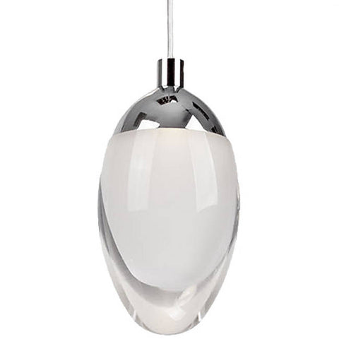 402901 LED Mini Pendant - Chrome