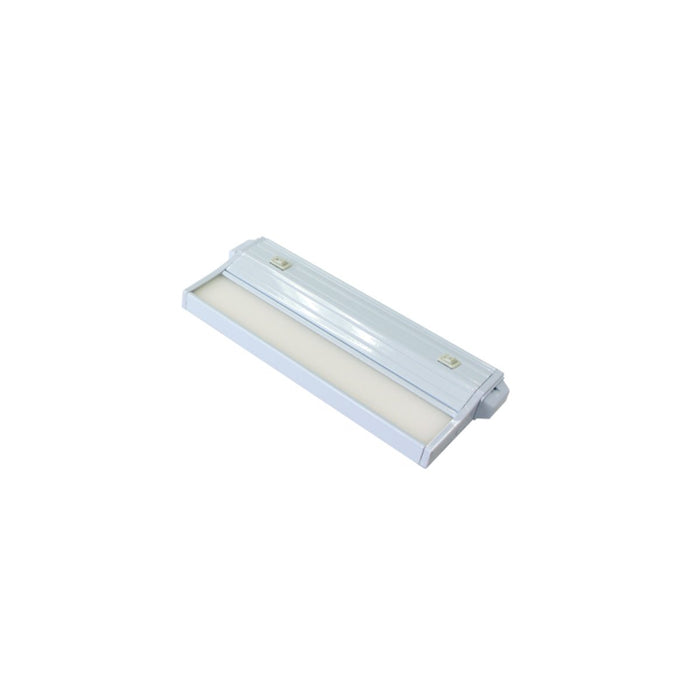 "8"" Eco-Counter LED Undercabinet - White Finish"