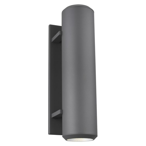 "ASPENTI 20"" OUTDOOR SCONCE - Charcoal Finish"