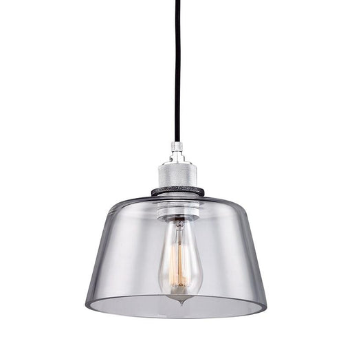 Audiophile Pendant - Polished Nickel Finish