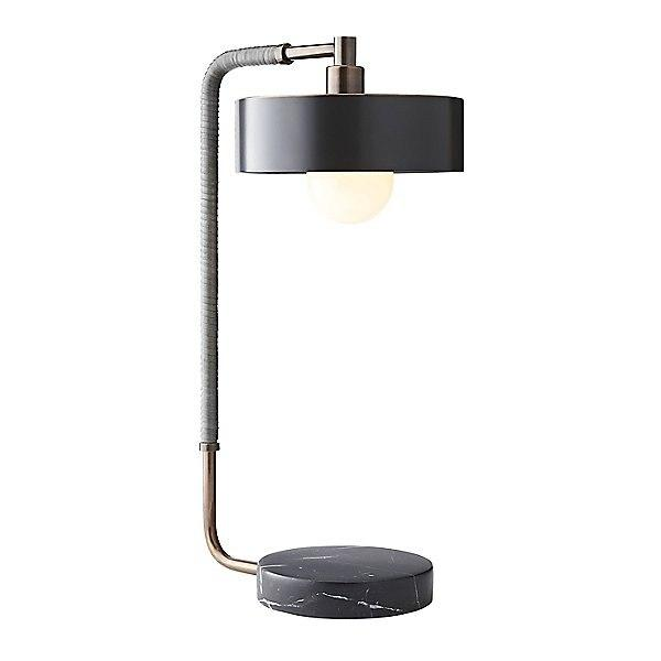Aaron Table Lamp - Heritage Brass Finish