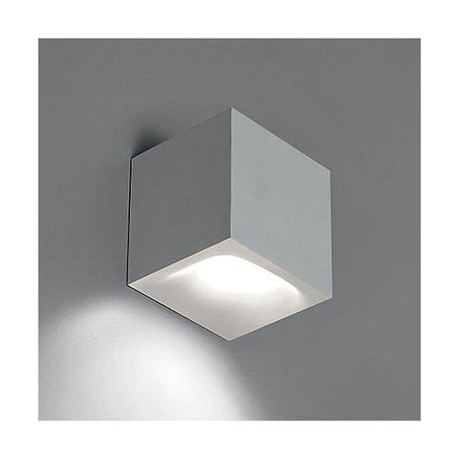 Aede LED Wall Light - White