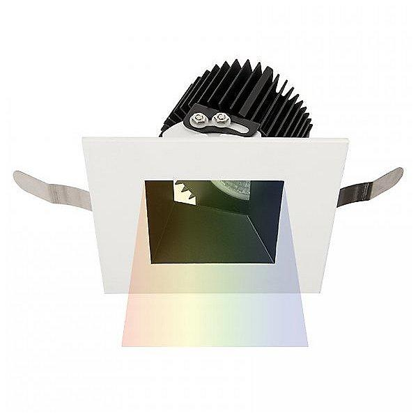 Aether 3.5 inch Square Color Changing Adjustable Kit White/Black