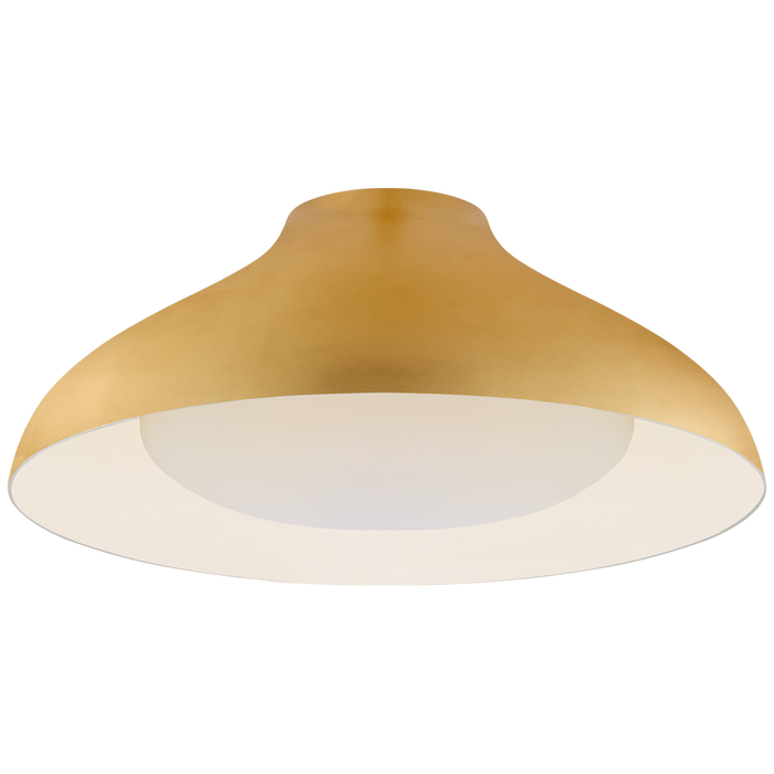 "Agnes 18"" Flush Mount - Gild Finish"