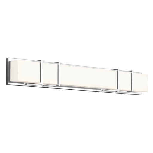 "Alberni 38"" LED Bath Bar - Chrome Finish"