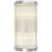 Allen Small Linear Sconce - Polished Nickel Finish
